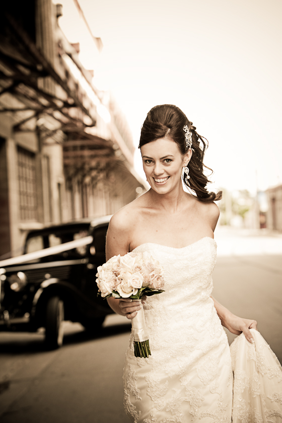 Port Adelaide Wedding Photography rustic warehouses