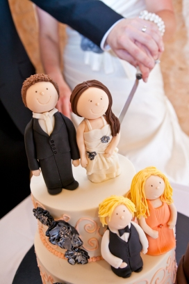 Wedding Cake Family