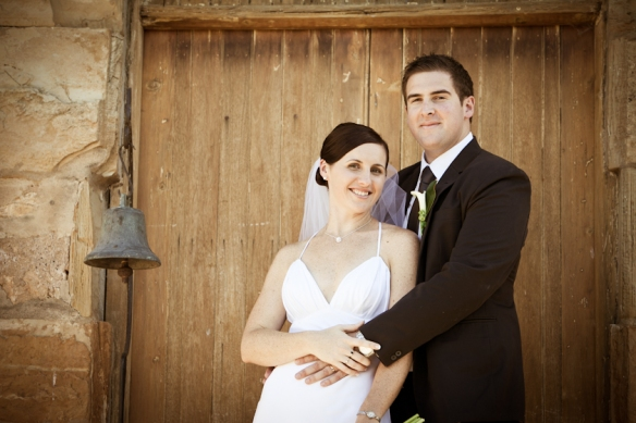 Wedding at the 100 Eaves Restaurant Willunga South Australia