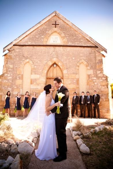 Wedding The 100 Eaves Restaurant Willunga South Australia