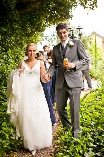 Wedding Mt Lofty House South Australia