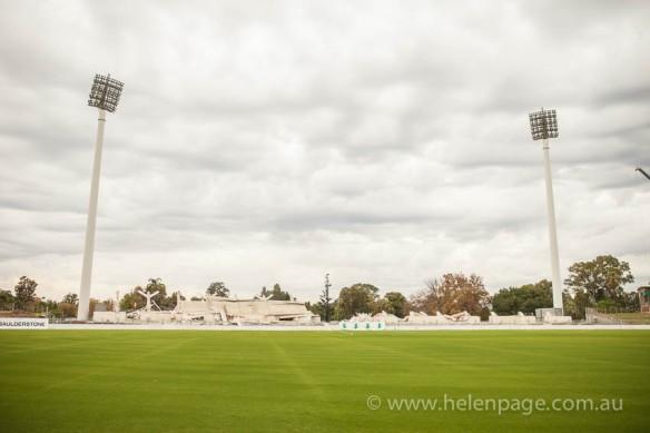 Adelaide Oval Demolition