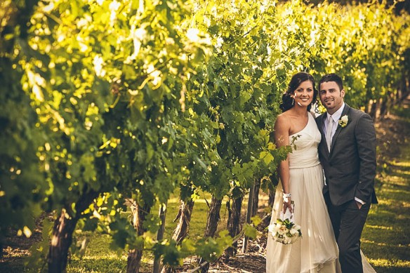 Bird in the Hand Winery Wedding Photography