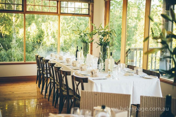 K1 Winery Wedding Reception