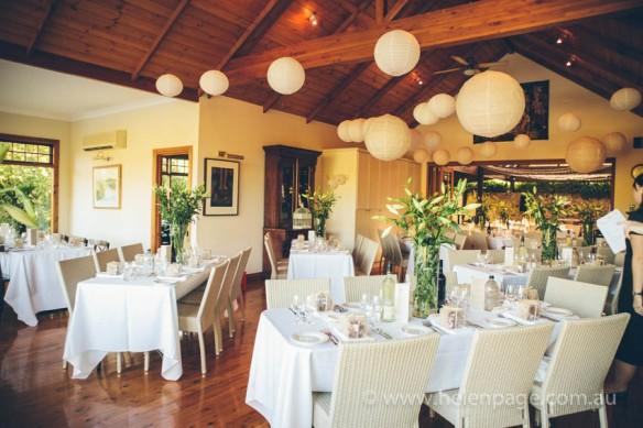 K1 Winery Wedding Reception