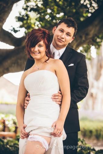 Tusmore Park Wedding