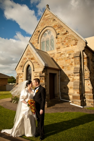 Wedding Photography - Grange Church
