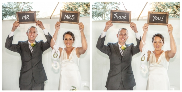 bank Racecourse Wedding