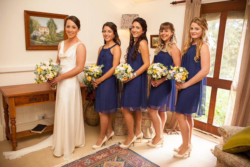 Bridal Prepartions at Adelaide Hills Country Cottages