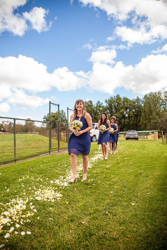 Oakbank Racecourse, Adelaide Hills Wedding