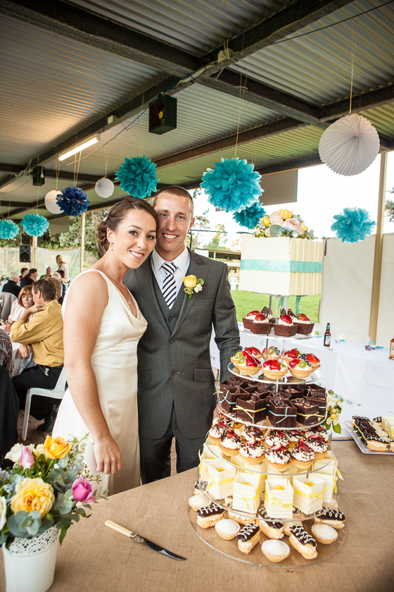 Oakbank Racecourse Wedding Cake Photography Adelaide Hills