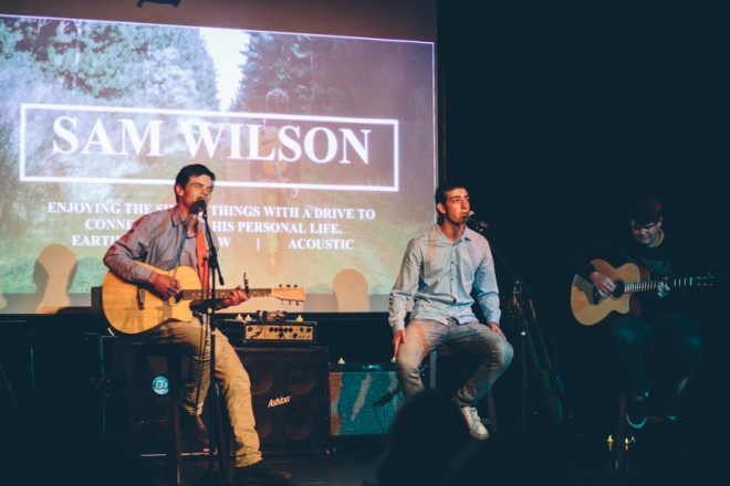 Music SA Awards Sam Wilson